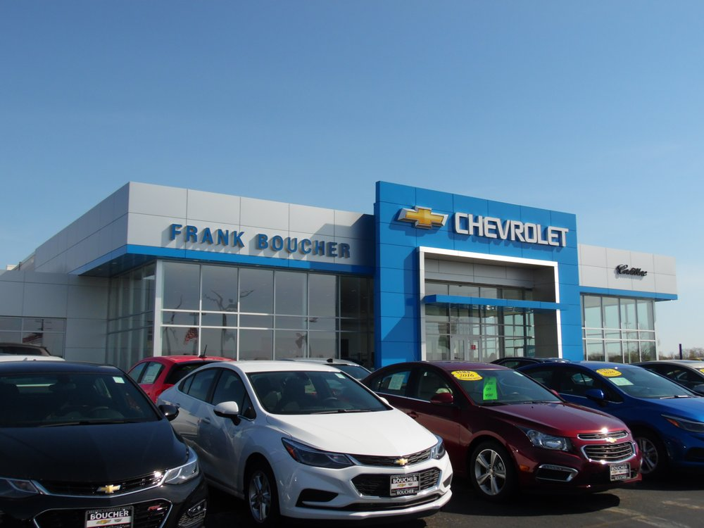 Comment From Noe P. Of Frank Boucher Chevrolet Cadillac Business Owner