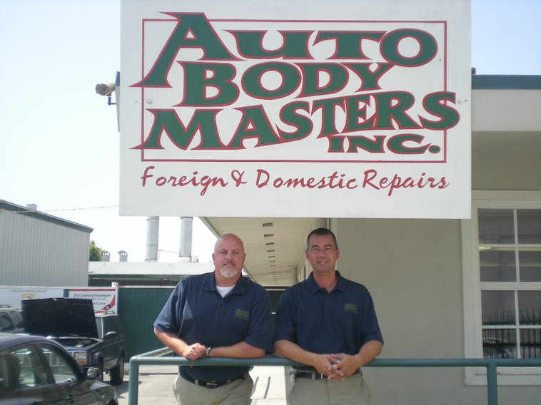 Culver City Car Body Shop