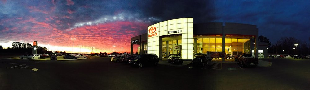 Comment From Bryce M Of Robinson Toyota Business Owner