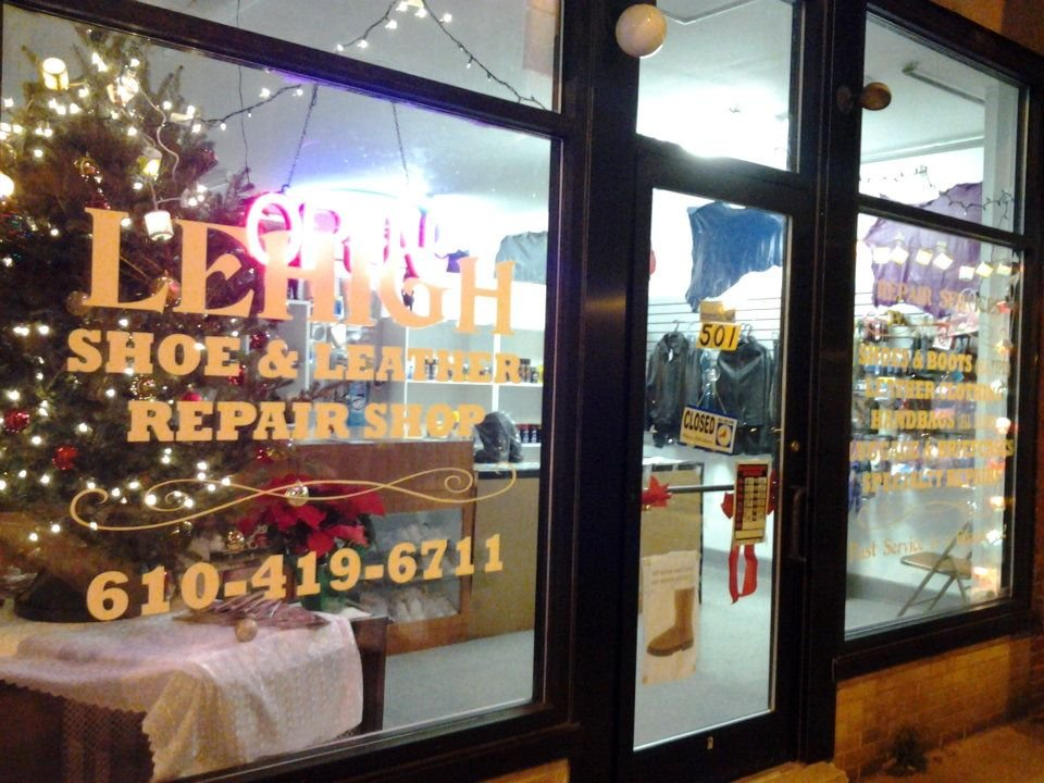 Lehigh Shoe And Leather Repair