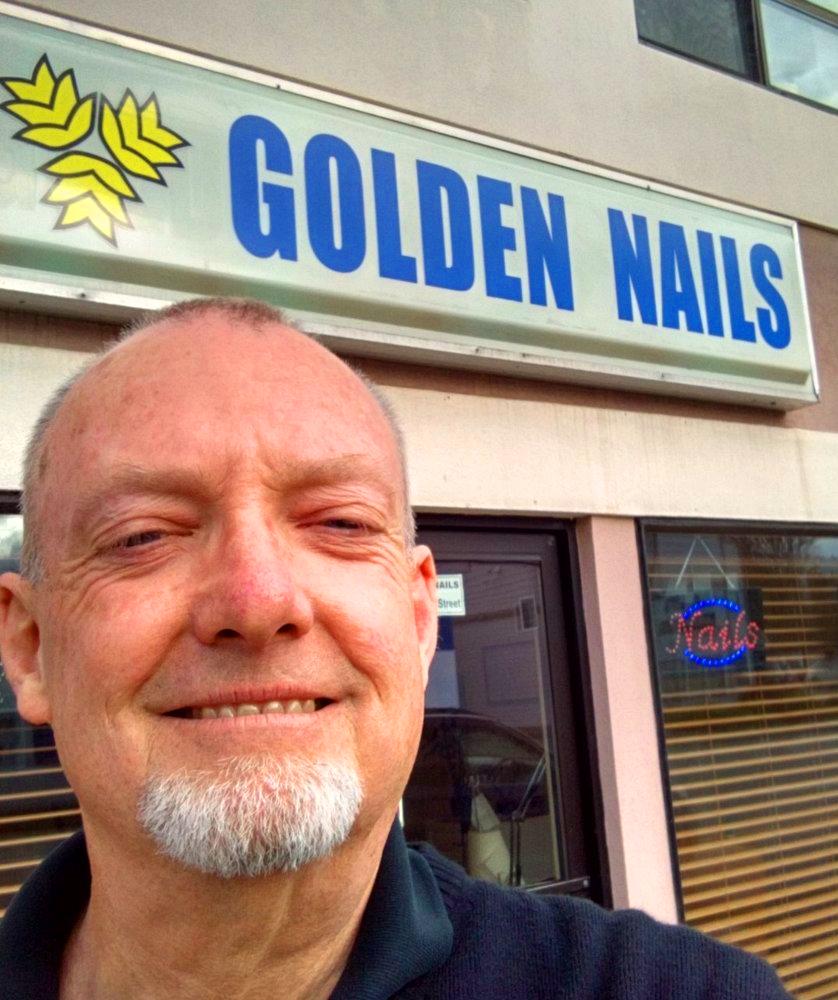 Golden Nail Salon: Golden Nails Port Angeles