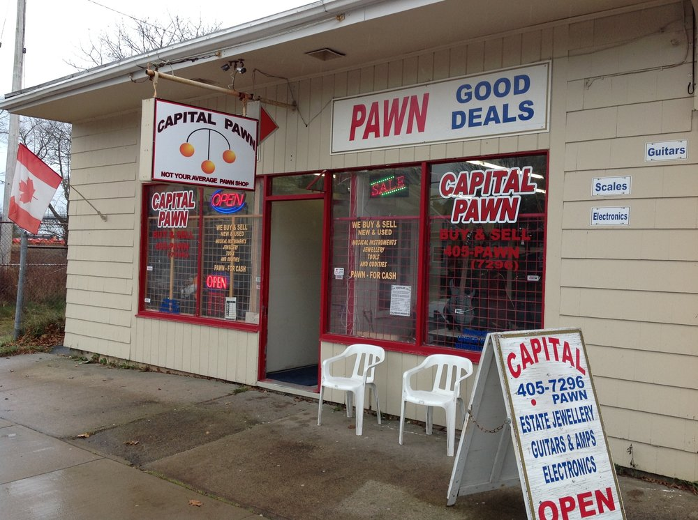 Capital pawn pawn shops 185 windmill rd downtown for Capital pawn gold jewelry buyers tampa fl