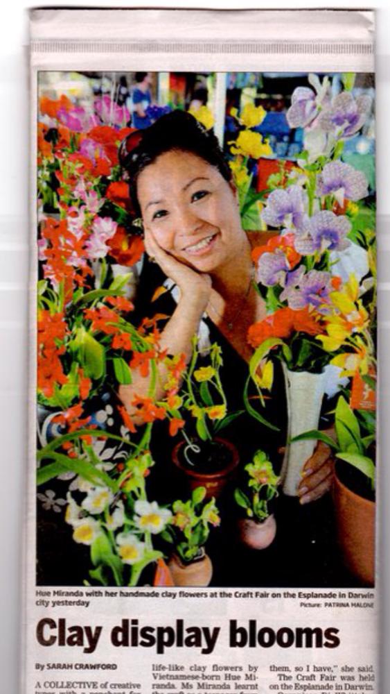 cuzinho fantastic florals darwin