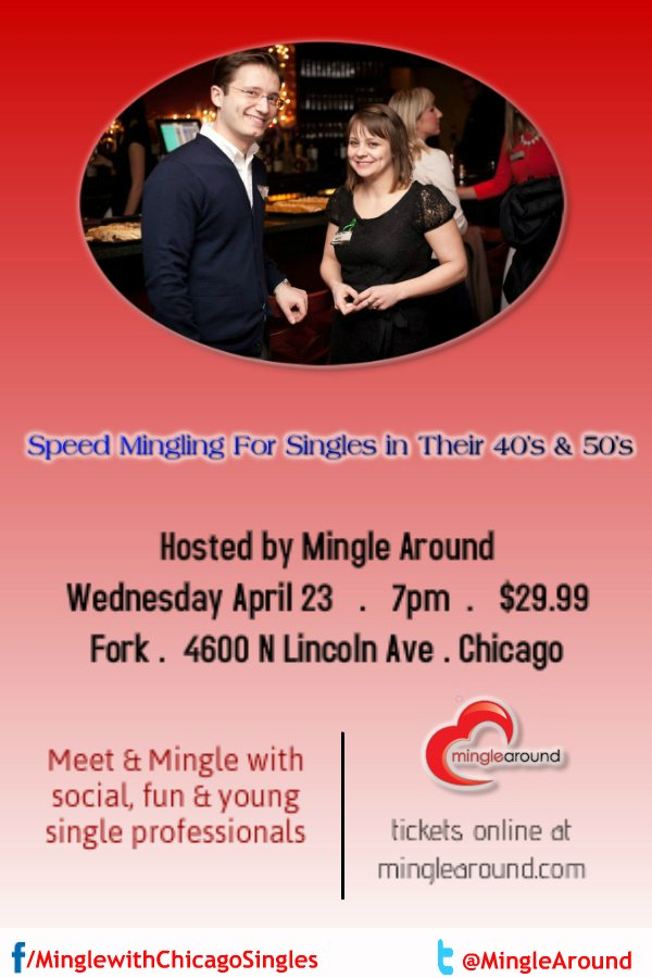 Speed dating chicago over 50