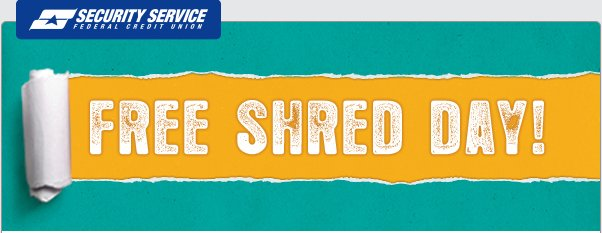 Ssfcu Login In >> SSFCU Free Shred Day, San Antonio | Events - Yelp