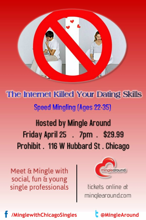 Mingle around speed dating chicago