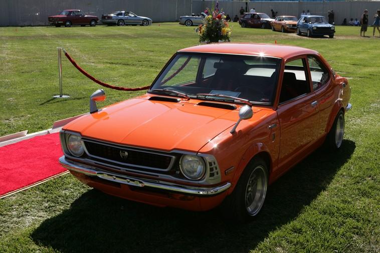 I used to own this car! GORGEOUS 1974 TE27 Toyota Corolla