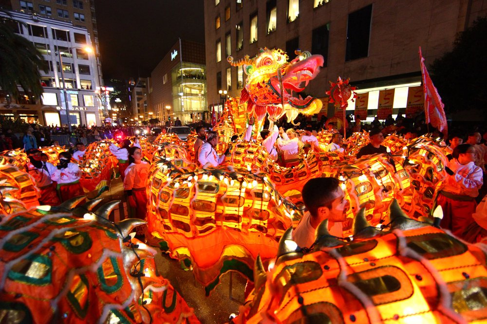 the southwest airlines chinese new year parade 2017 san francisco events yelp - Chinese New Year Parade Sf