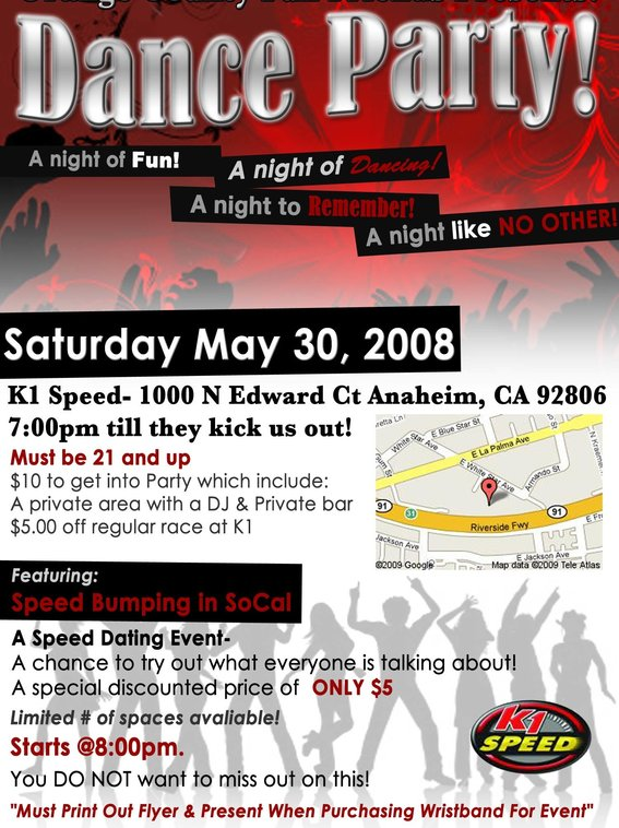 Speed Dating Anaheim CA de UK dating groep