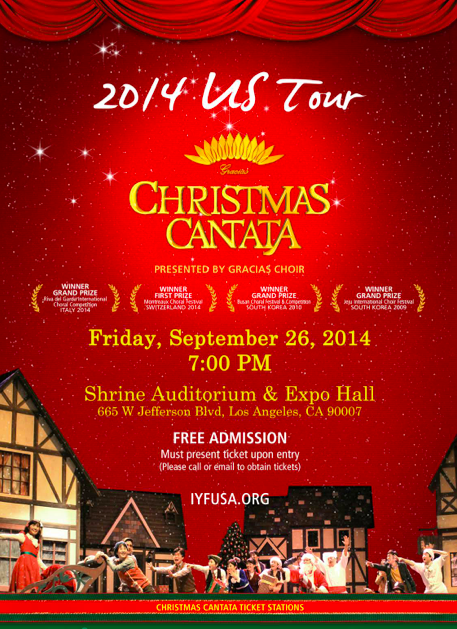 christmas cantata los angeles events yelp - What Is A Christmas Cantata