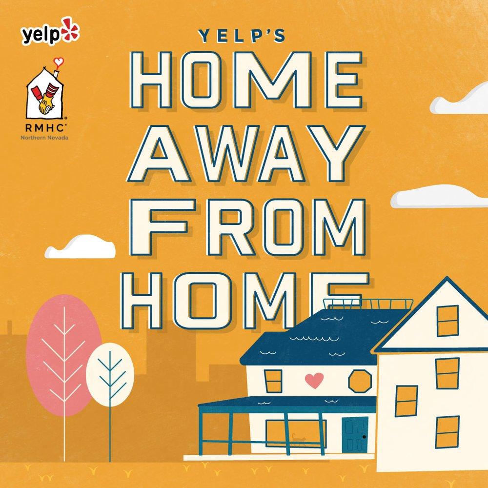 Yelp - Yelp S Home Away From Home Benefitting Ronald Mcdonald House Charities Northern Nevada