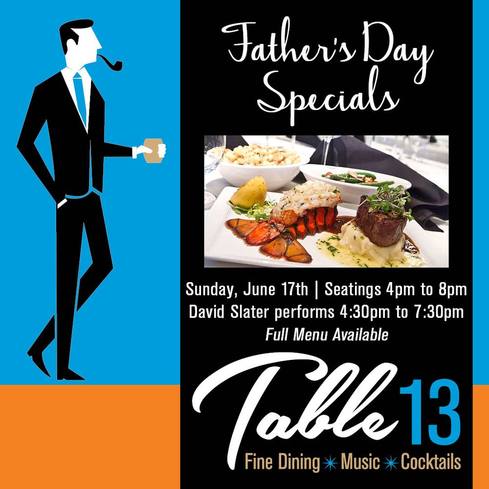 Father S Day At Table 13 In Addison Addison Events Yelp