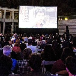 Outdoor Movies At The Skirball