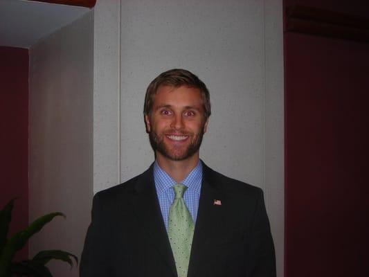 Garrett P.