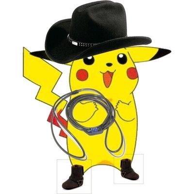 Pikachu Of T.