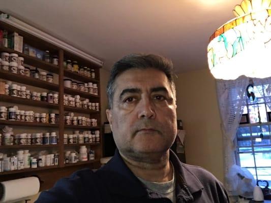 Reza A.