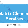 Review of Matrix Window cleaning swindon