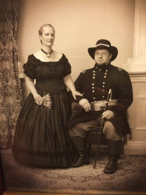 Chrissie And Ben W.