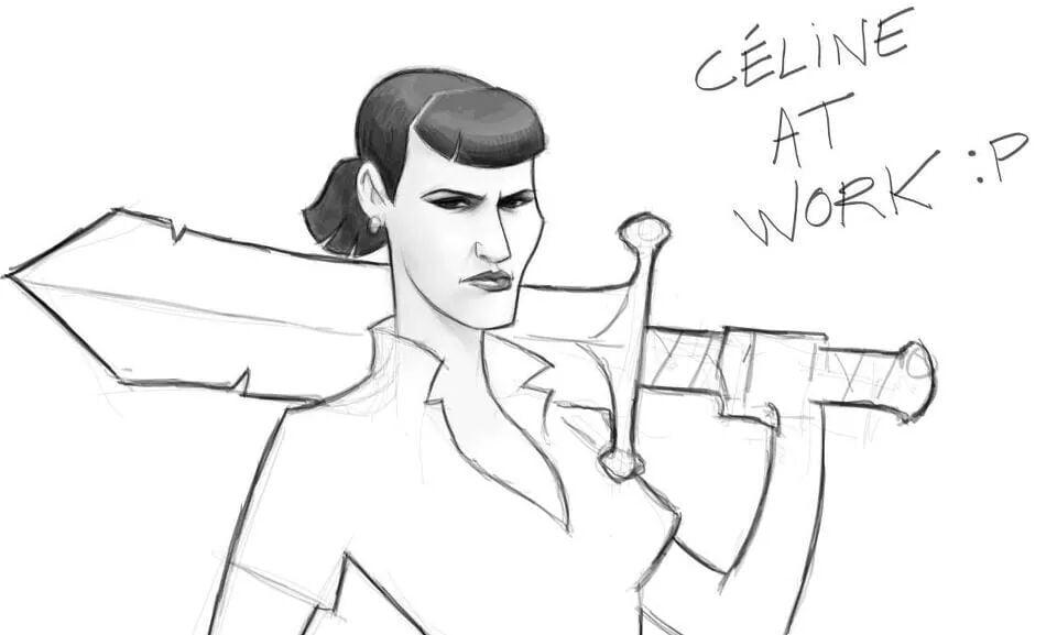 Céline M.