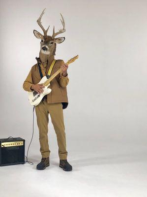 Reed The Deer ..