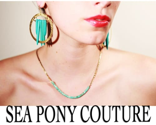 Sea Pony Couture J.