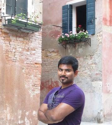 Yeshanth J.