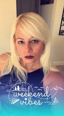 Melinda Blondie V.