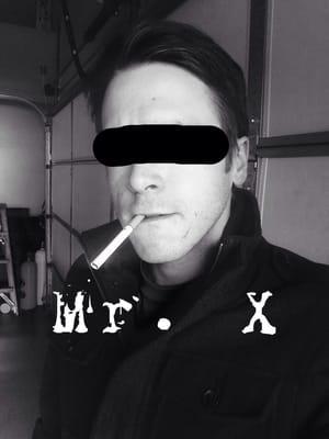 Mr. X.