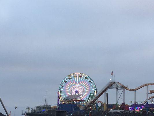 Santa Monica R.