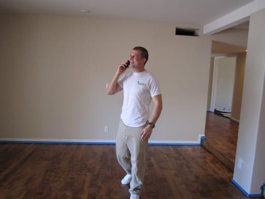 Wood Flooring R.