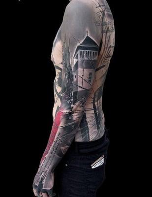 Tattooed I.