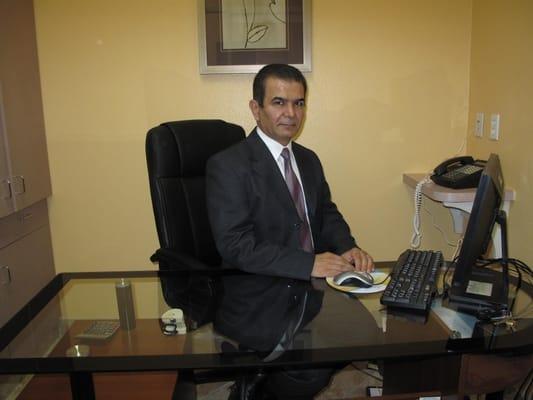 Ahmadi M.