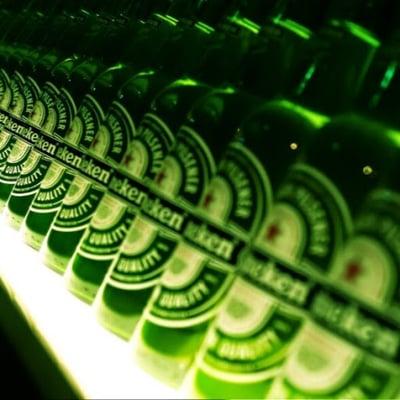 Heineken ..