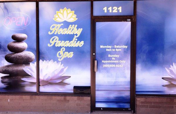 Healthy Paradise S.