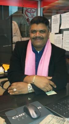 Ajay D.